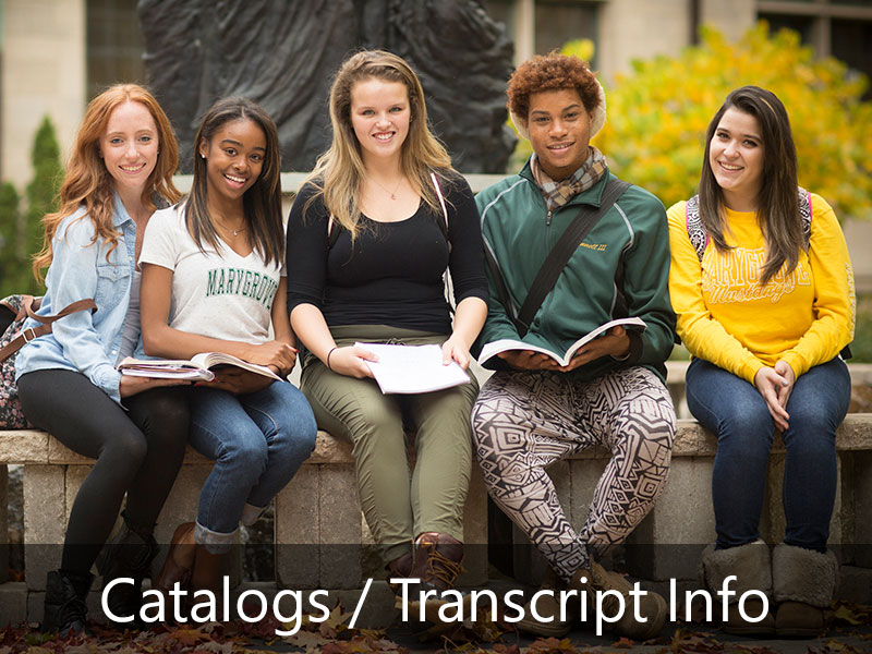 Marygrove Undergrad and Grad Catalogs